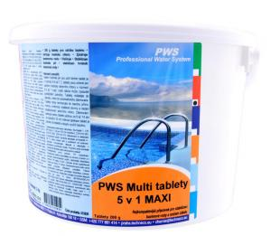 PWS Multi tablety 5v1 MAXI 20kg