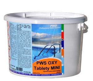 PWS OXY Tablety MINI 5kg