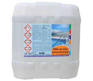 PWS pH plus koncentrovaný 35 kg - 30 l