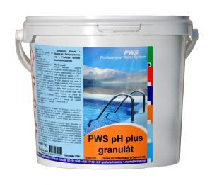 PWS pH plus granulát 3kg