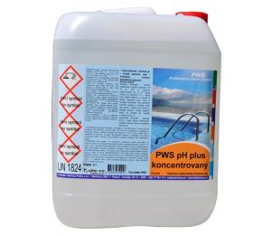 PWS pH plus koncentrovaný 10l