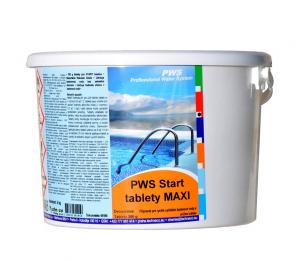 PWS Start tablety MAXI 1kg